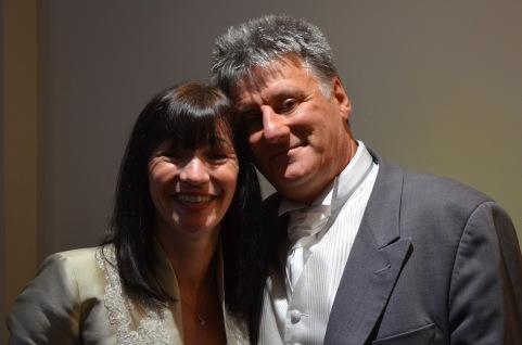 Angela & John