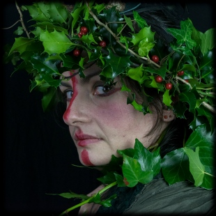 Hazel as Pagan
