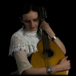 Hazel as Musician