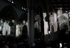 BBC at Salford Cathedral