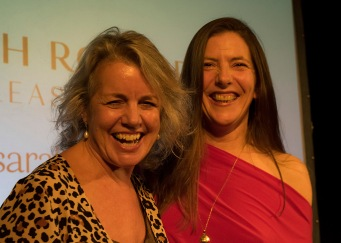 Sue and Sarah